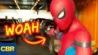10 Secrets About Spiderman