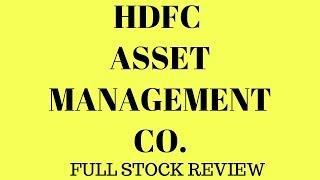 Hdfc amc stock review | long term shares LTS |