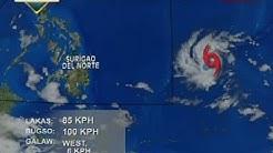 Tropical storm 'Noul', posibleng pumasok sa PAR sa Huwebes