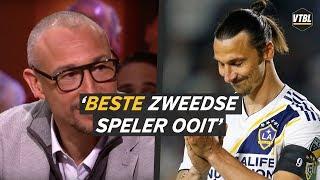 """Henrik Larsson: """"Zlatan is beste Zweedse speler ooit"""""""