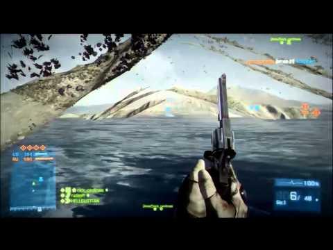 BattleField 3 Kharg Island Glitch