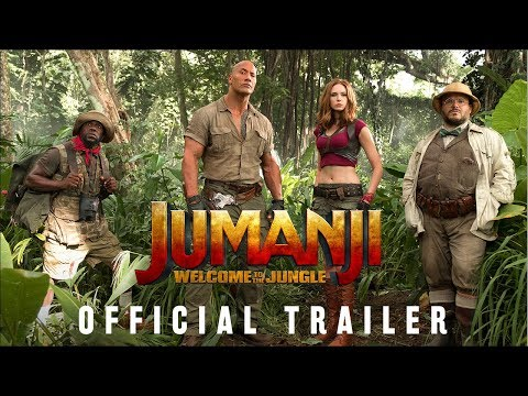 Jumanji: Welcome to the Jungle - Official Trailer #2 - At Cinemas Now