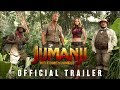 Jumanji: Welcome to the Jungle - Official Trailer #2 - At Cinemas December 20