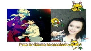 Itazura na kiss (Ending 6 InuYasha) *Español latino / cover* ED