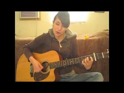 The Story Brandi Carlile Guitar Tutorial Youtube