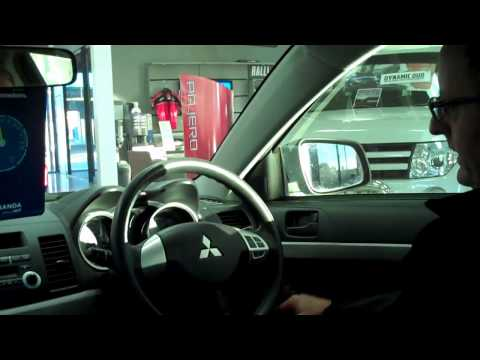 Live Video Review of the Mitsubishi Lancer 2008 CJ ES at Berwick Mitsubishi