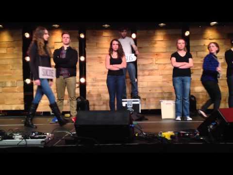 Grandview Christian Youth TCTC 1st Place Drama Presentation