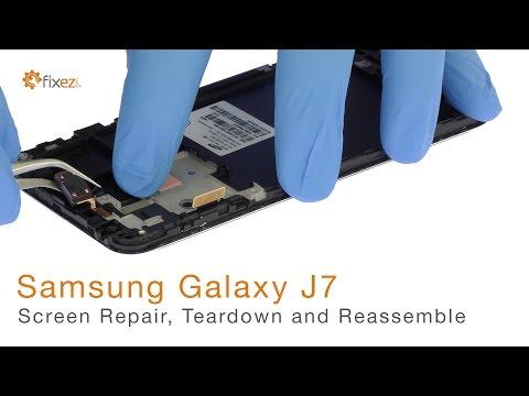 samsung-galaxy-j7-screen-repair,-teardown-and-reassemble---fixez.com