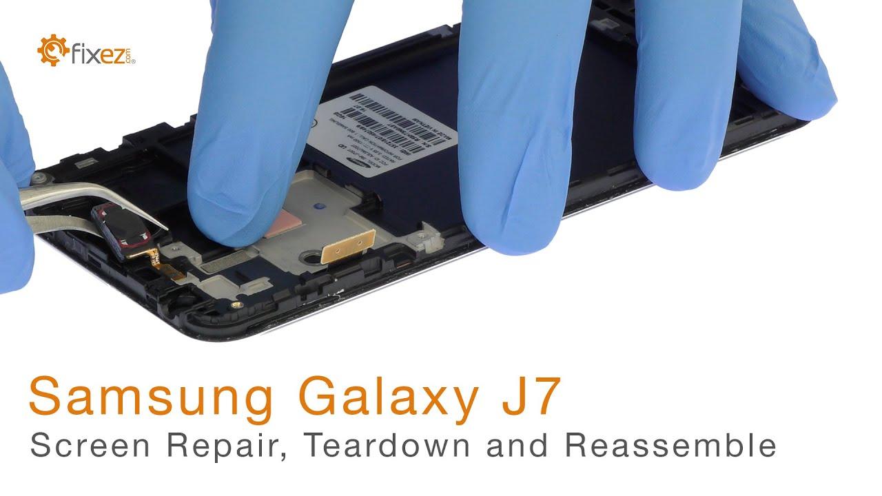 43e0342391 Samsung Galaxy J7 Screen Repair