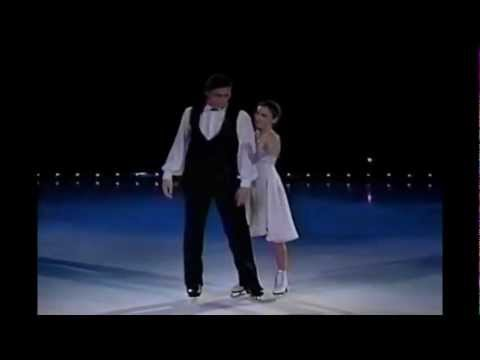Ekaterina Gordeeva and Sergei Grinkov ~ Le Cose Che Sei Per Me