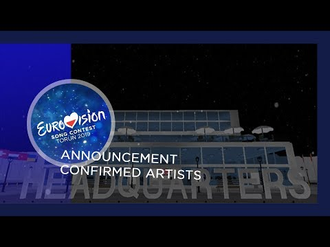 Confirmed artists for the Semi-Final Allocation Draw of Edition 04