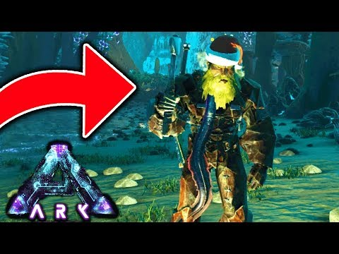 ATTACKED BY A LEECH! (Ark Aberration #13)