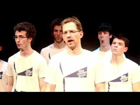 Northwest Passage (Stan Rogers) - The Water Boys (A Cappella Cover)