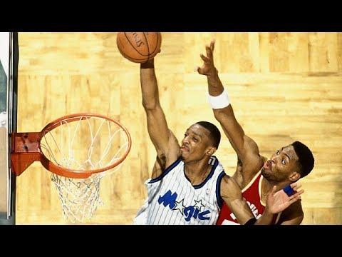 1995 NBA Finals | Magic vs Rockets | Game 7