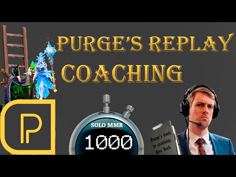Replay Coaching 1k MMR