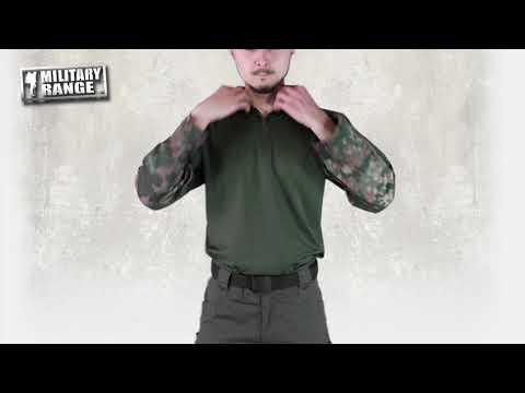 Košile taktická s límečkem - Military Range CZ/SK