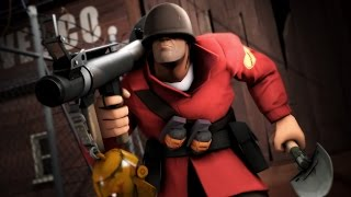 TF2: In Love With Rocket Jumping! (Commentary)