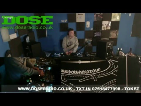 TOKEZ - DRUM & BASS - DOSE RADIO