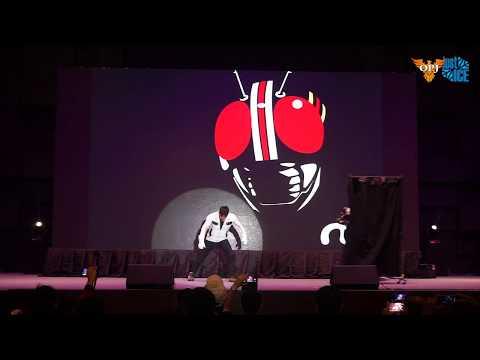 "Kamen RIder Black X Black RX ""Battle of 20th Century"" at BOTT 2018"