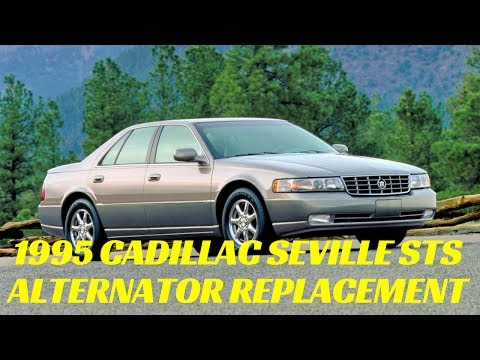cadillac seville 4 6 alternator replacement northstar sls sts youtube cadillac seville 4 6 alternator