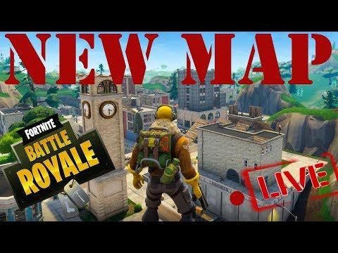 🔴 New maps! (squads) Over 400 wins together! FORTNITE BATTLE ROYAL LIVE STREAM
