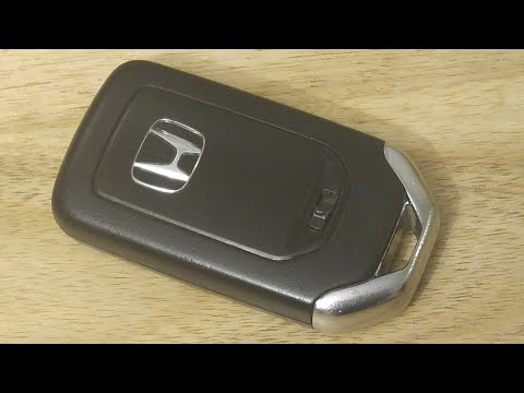 DIY Honda Pilot / CRV / Odyssey Key Battery Change - EASY!