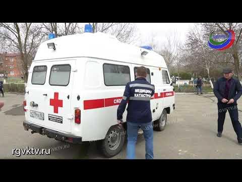 Вертолет Минздрава Дагестана эвакуировал школьника из Южно-Сухокумска на лечение в Махачкалу