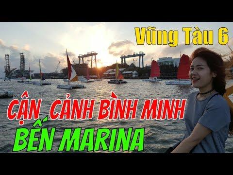 Lý Hương TV Vũng Tàu 6 - ĐẸP QUÁ BÌNH MINH BẾN MARINA