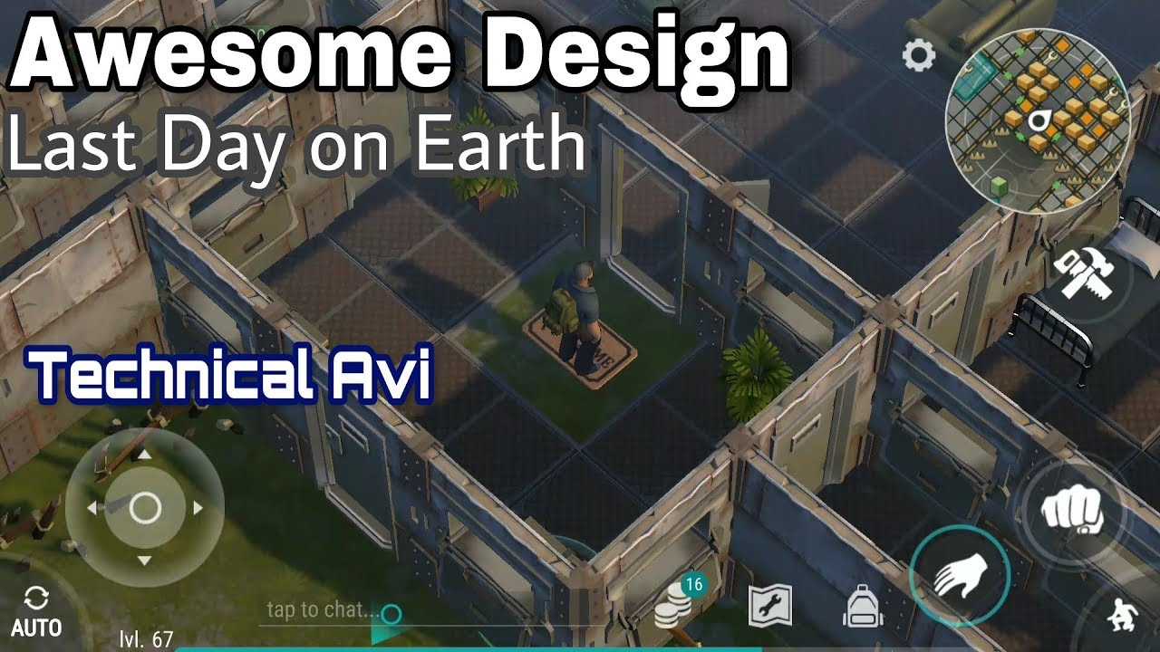 Base design last day on earth the best design 2017 for Best house design last day on earth