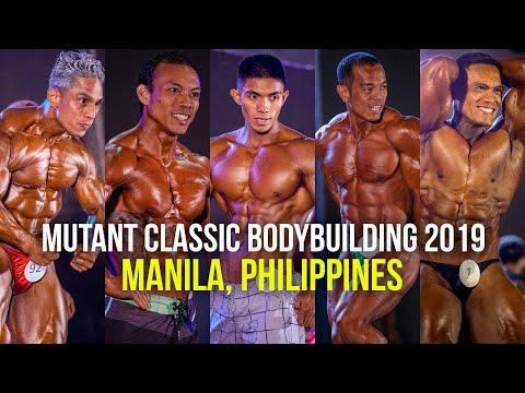 Onstage Mutant Classic Bodybuilding Championship 2019, Manila, Philippines