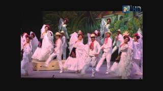 Fiesta de Tlacotalpan - 2da Parte   Gala 60 Años Ballet Folklórico de México de Amalia Hernández
