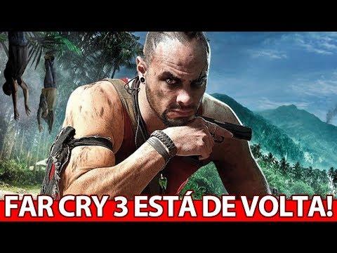 Far Cry 3 está de volta e está LINDO