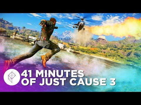 Just Cause 3 shows the story behind Rico's return in new trailer
