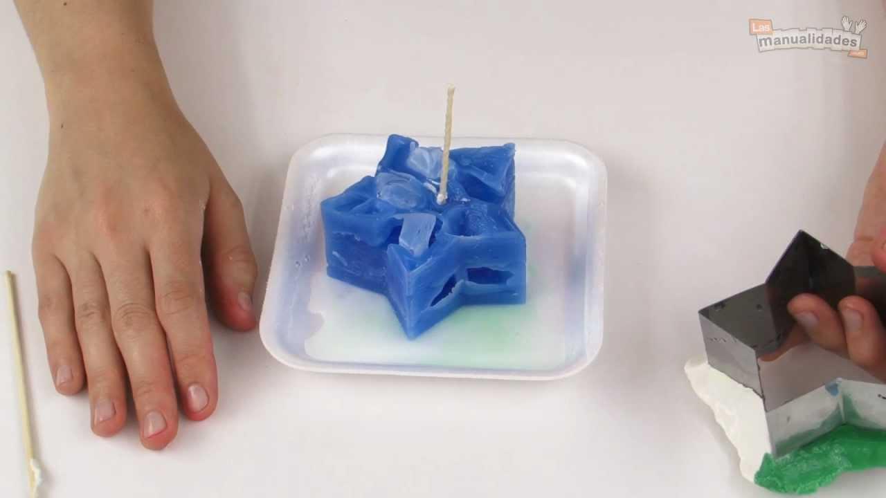 C mo hacer velas con hielo youtube - Como hacer velas ...
