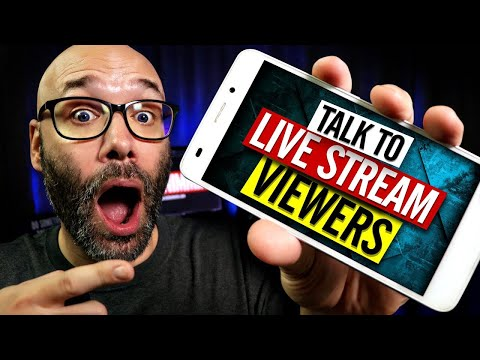 How To Take Calls On A Live Stream