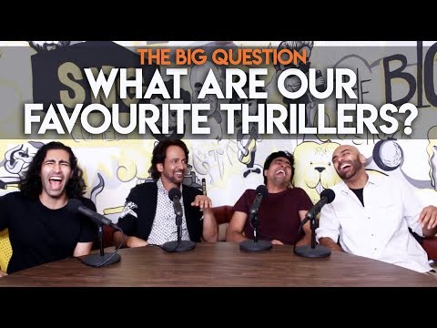 SnG: What Are Our Favourite Thrillers? Feat. Kay Kay Menon | The Big Question S2 Ep25