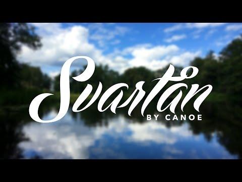 Svartån by canoe - Svartån via kanot (Örebro, Sweden)
