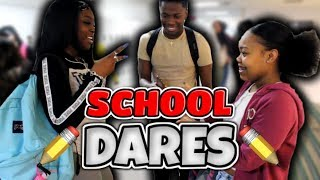 SCHOOL DARES 😱 | High School Edition