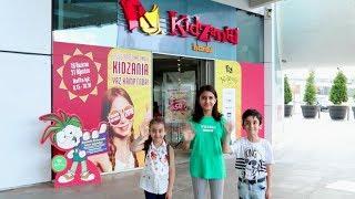Çocuklar İster Halkbank Yapar - KidZania