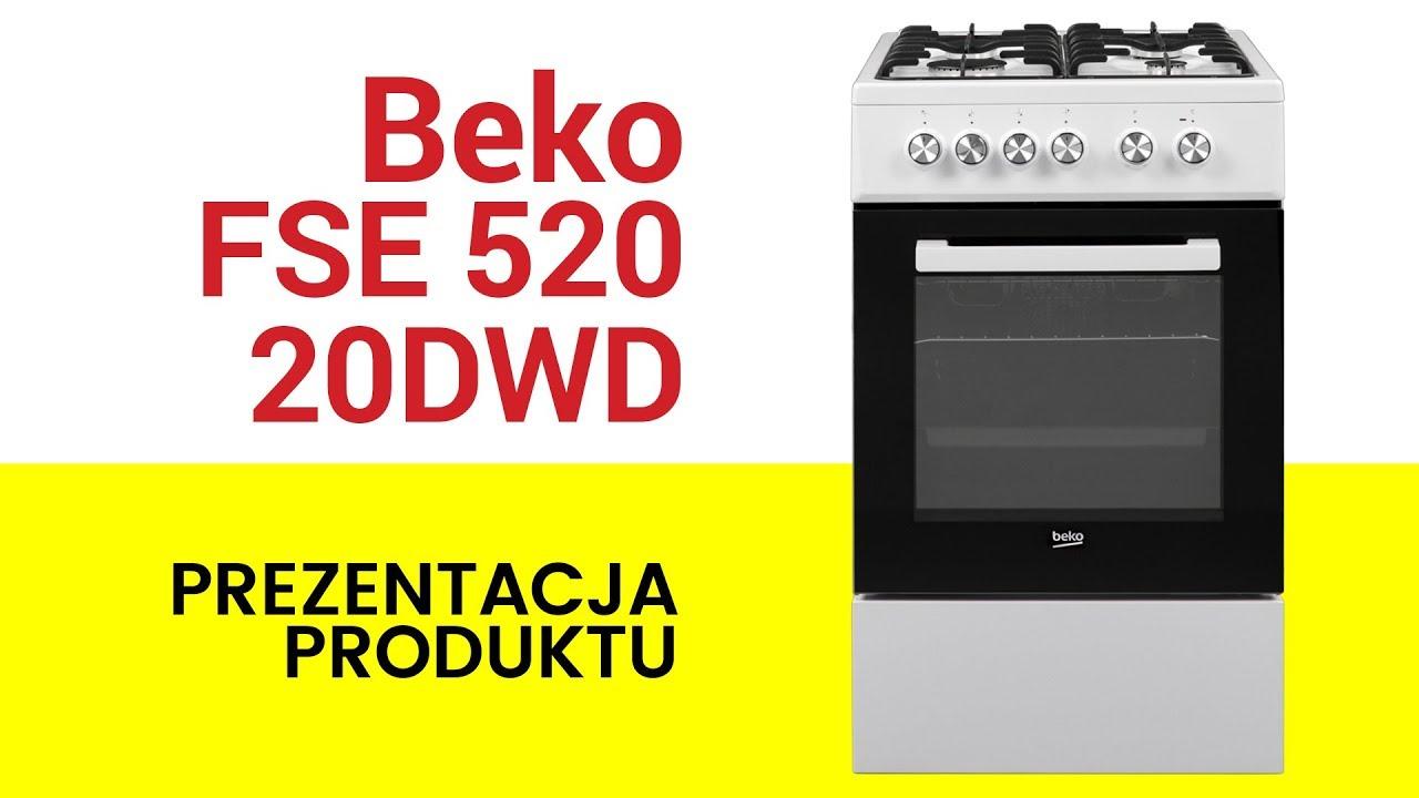 Kuchnia Beko Fsm51330dxdt