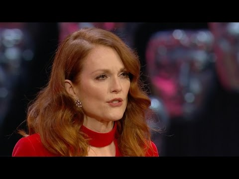 Julianne Moore wins Leading Actress BAFTA - The British Academy Film Awards 2015 - BBC One