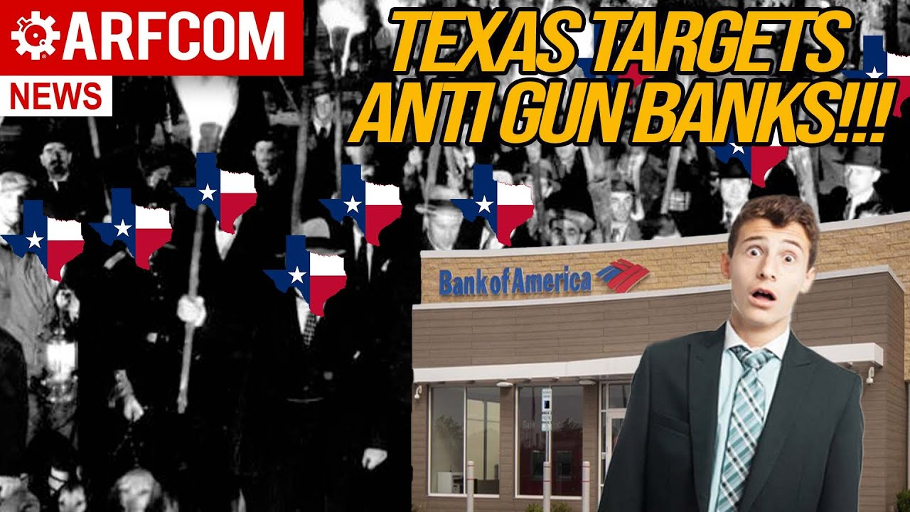 Texas Tells Big Banks To Get Right Or GTFO.
