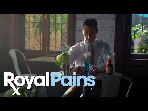 Royal Pains  Jeremiah's Awkward Moments