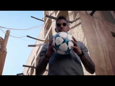Jerome Boateng in Dubai - Visit Dubai
