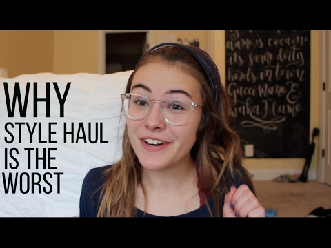 MY 4 YEARS WITH STYLE HAUL