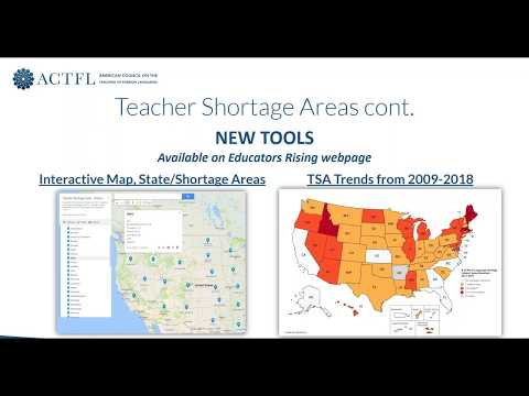 ACTFL State Advocacy Teams  1st Quarter Conference Call 2017