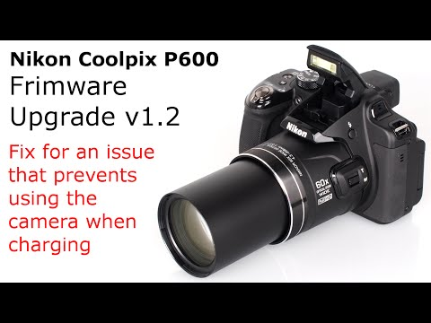 Nikon Coolpix Firmware Upgrade