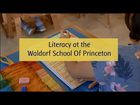 Literacy at the Waldorf School of Princeton