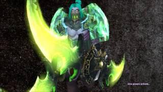 Edgy Gladiator Telarius: 1 (Demon Hunter RP-PVP movie.)
