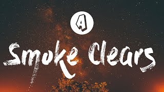 Andy Grammer - Smoke Clears (Lyrics / Lyric Video) Evan Gartner Remix
